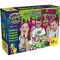 Lisciani Giochi Crazy Science Il Grande Laboratorio del Dottor Slime,, 68685