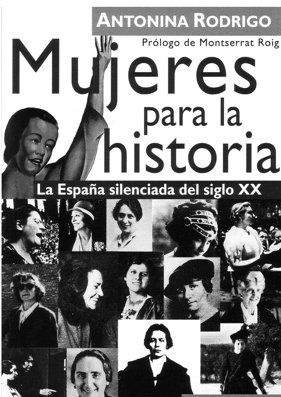 Mujeres para la historia (Ensayo social) eBook: Rodrigo, Antonina ...