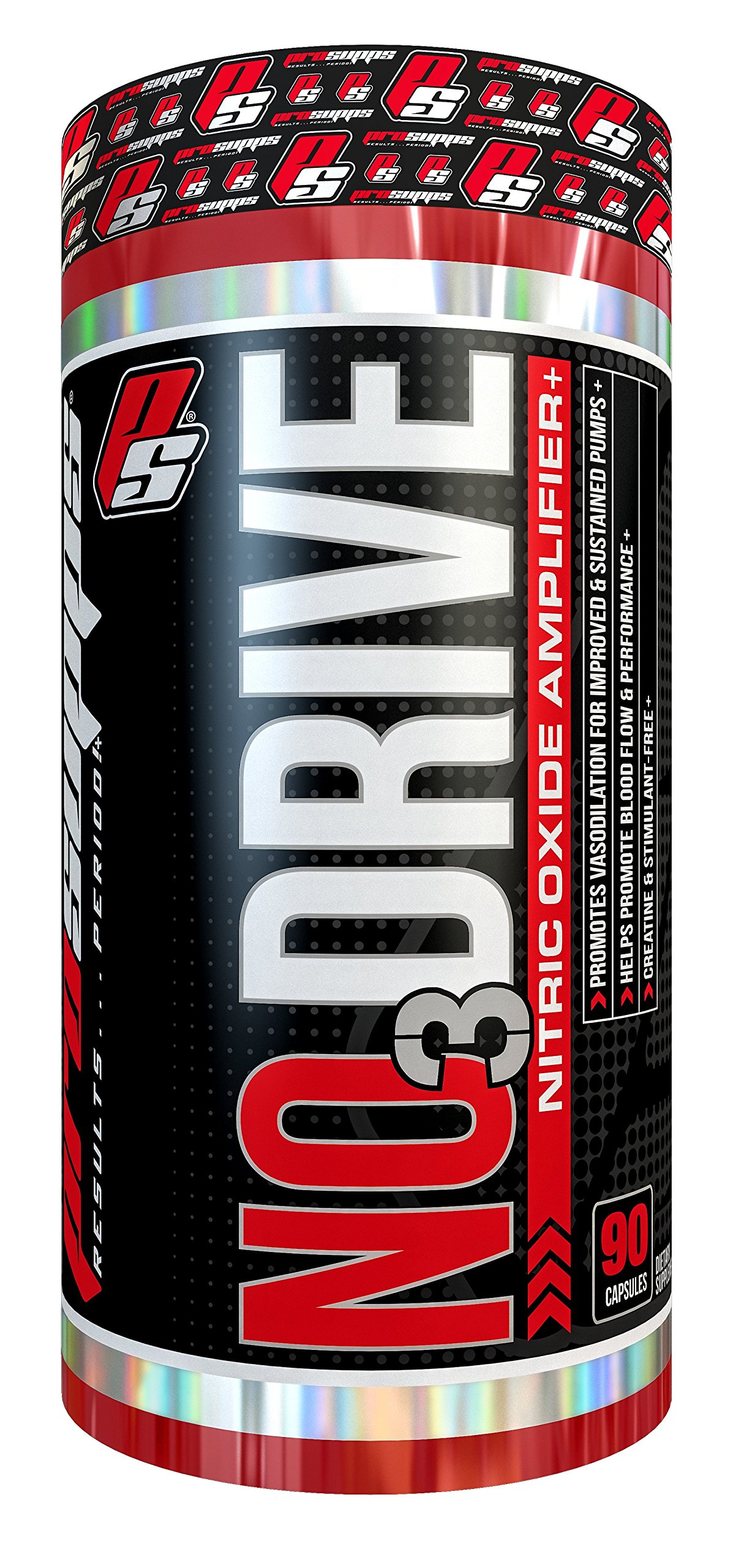 PRO SUPPS NO3 Drive Supplements, 90 Count by PROSUPPS