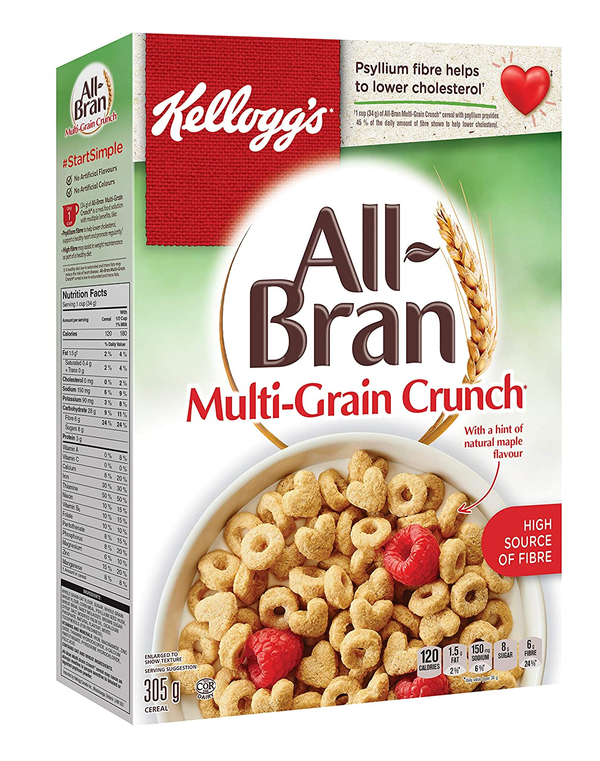 Top 10 Best Healthy Cereal For Kids (2020 Reviews & Buying Guide) 9