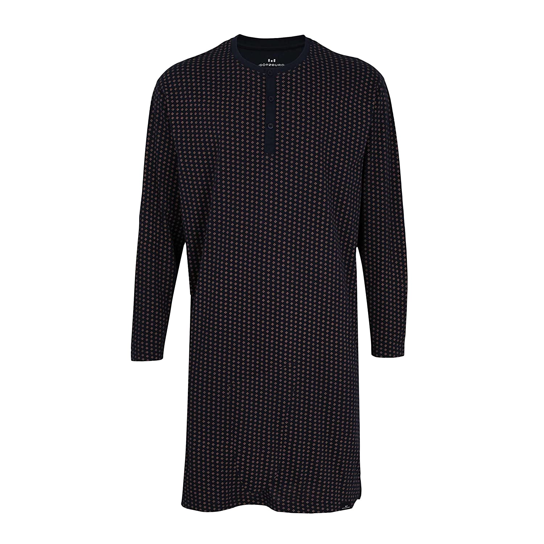Götzburg Herren Nachtwäsche Schlafanzug, Nachthemd, aus Baumwolle B07CYTJXY2 Schlafanzüge Feines Feines Feines Nähen 18522f