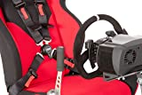 OpenWheeler Racing Cockpit Four Point Harness. Seat Belt. Virtual Reality add-on. BLACK