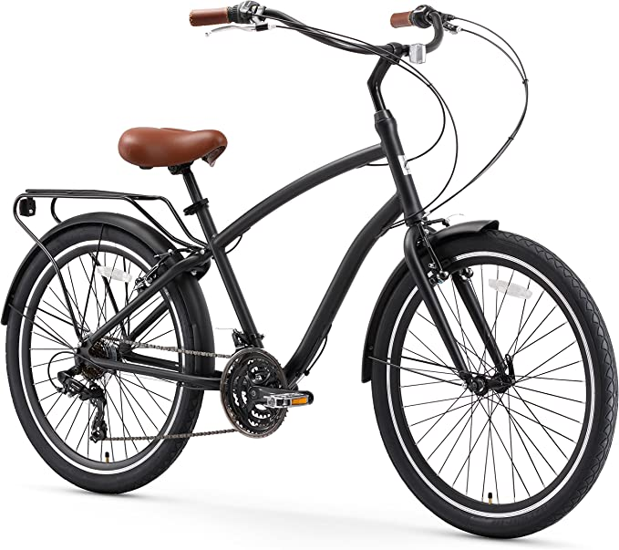 Best Touring Bikes: sixthreezero EVRYjourney Cruiser Bicycle