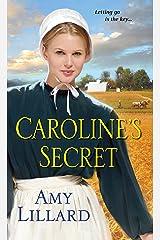 Caroline's Secret (Wells Landing Series Book 1) Kindle Edition