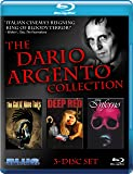 Dario Argento Collection, the (Blu-Ray)