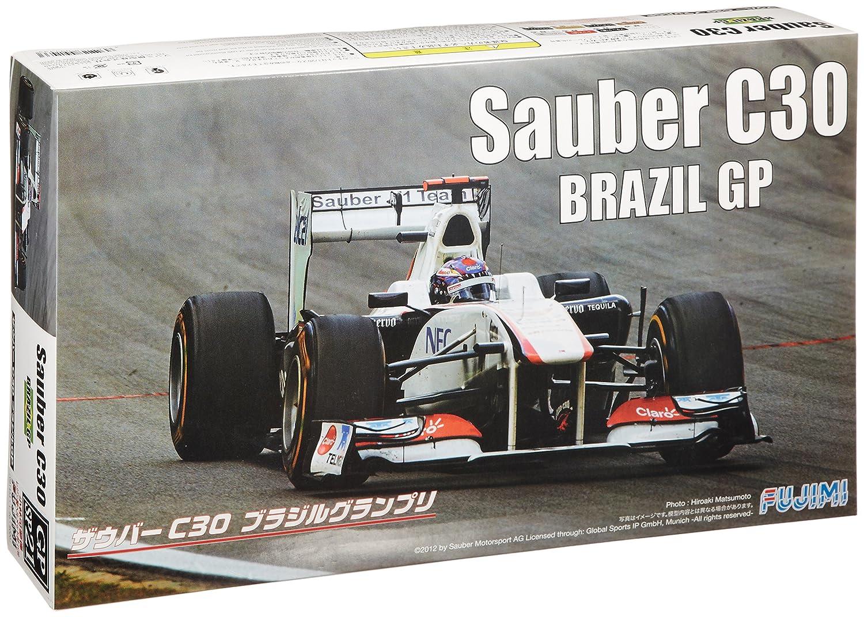1/20 Grand Prix series SPOT-No.21 Sauber C30 Brazil GP (1/8 with helmet) (japan import)