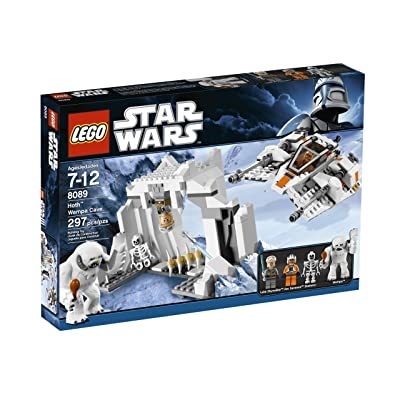 LEGO Star Wars Hoth Wampa Set (8089): Toys & Games