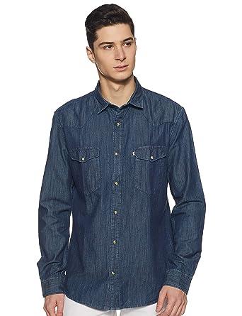 a1dc1531d Celio Masun Chemise Casual Homme: Amazon.fr: Vêtements et accessoires