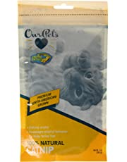 Our Pets Catnip Bag 1 Ounce Guesseted Bag
