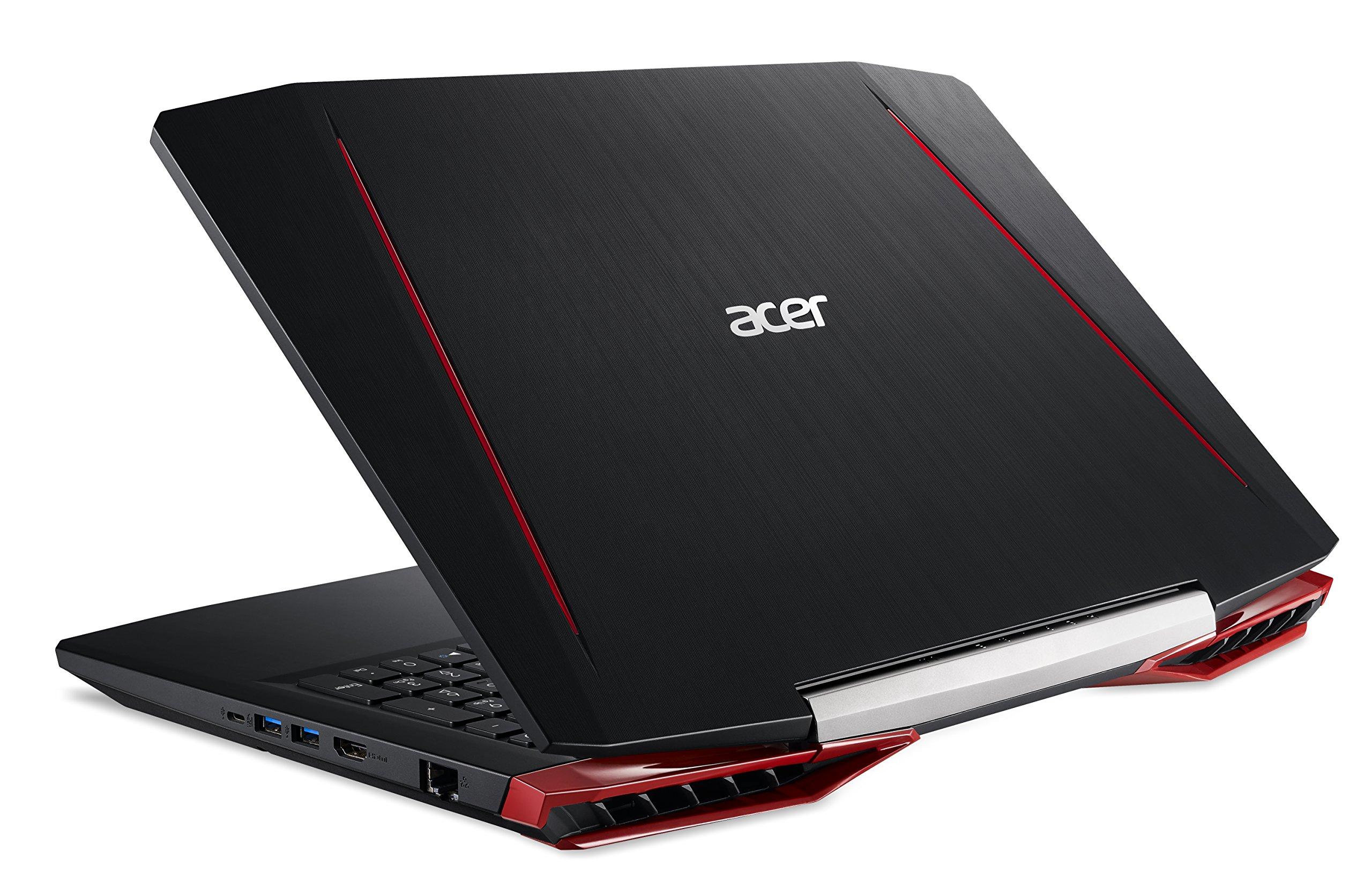 Acer Aspire VX 15 Gaming Laptop, 7th Gen Intel Core i7, NVIDIA GeForce GTX 1050 Ti, 15.6 Full HD, 16GB DDR4, 256GB SSD, VX5-591G-75RM by Acer (Image #4)