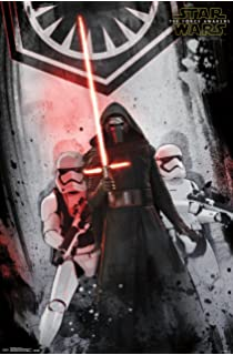 Trends International Star Wars The Force Awakens First Order Wall Poster 22375