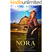 Mail Order Bride: Nora (Brides for the Samson Brothers Book 1)