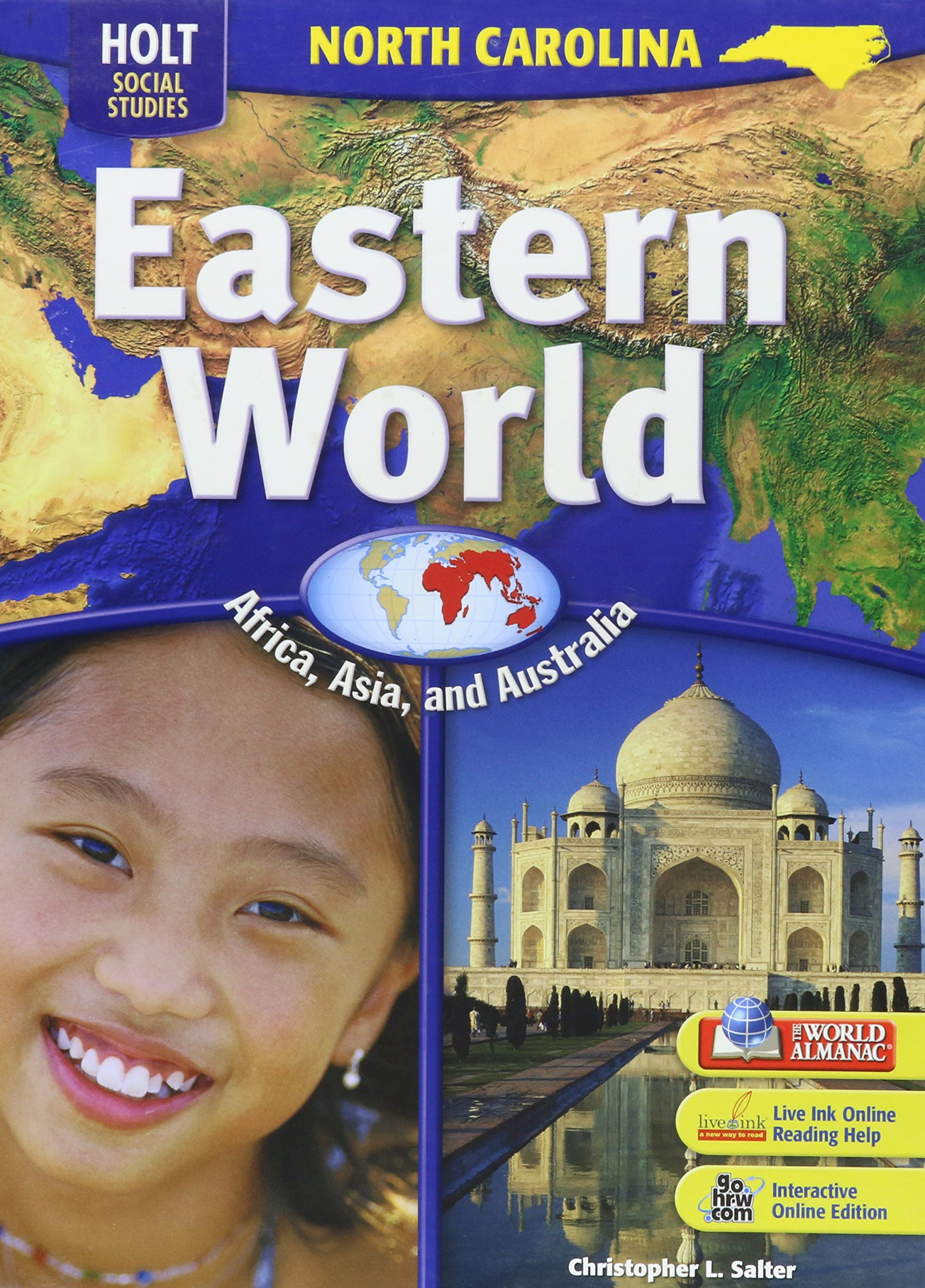 Download Holt Eastern World: Student Edition Grades 6-8 2008 pdf