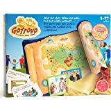 Gotrovo Treasure-Hunt Games - Fun Scavenger Hunt Kids All Ages - Versatile Indoor, Outdoor, Camping, Party Game - Play At Home, In The Garden Anywhere - Bonus Childrens Parties Ideas eBook
