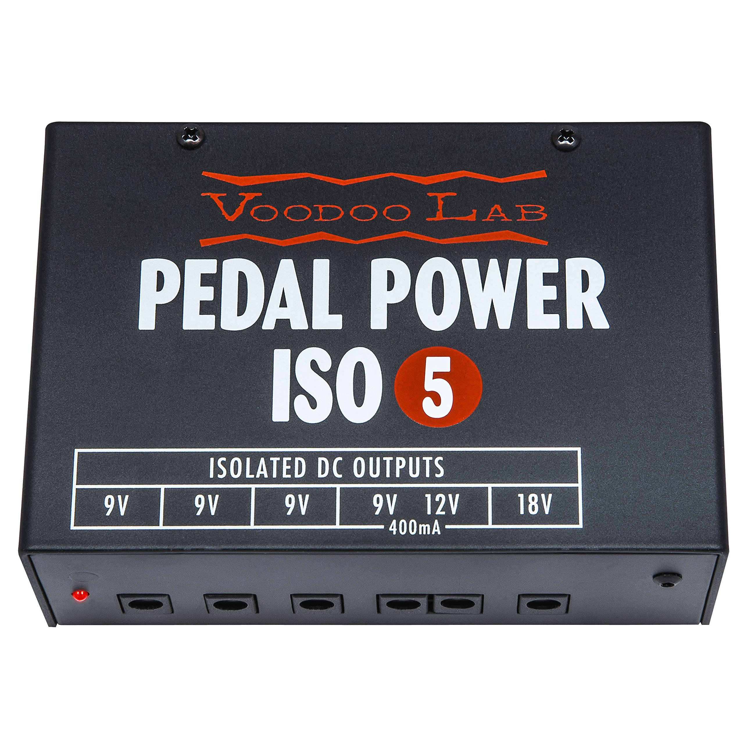 Voodoo Lab Pedal Power ISO-5 Isolated Power Supply