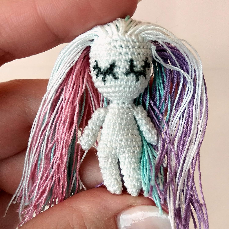 FairyFinFin: Cute Tiny Crochet Frog Doll, Amigurumi Tiny Frog doll ... | 1500x1500