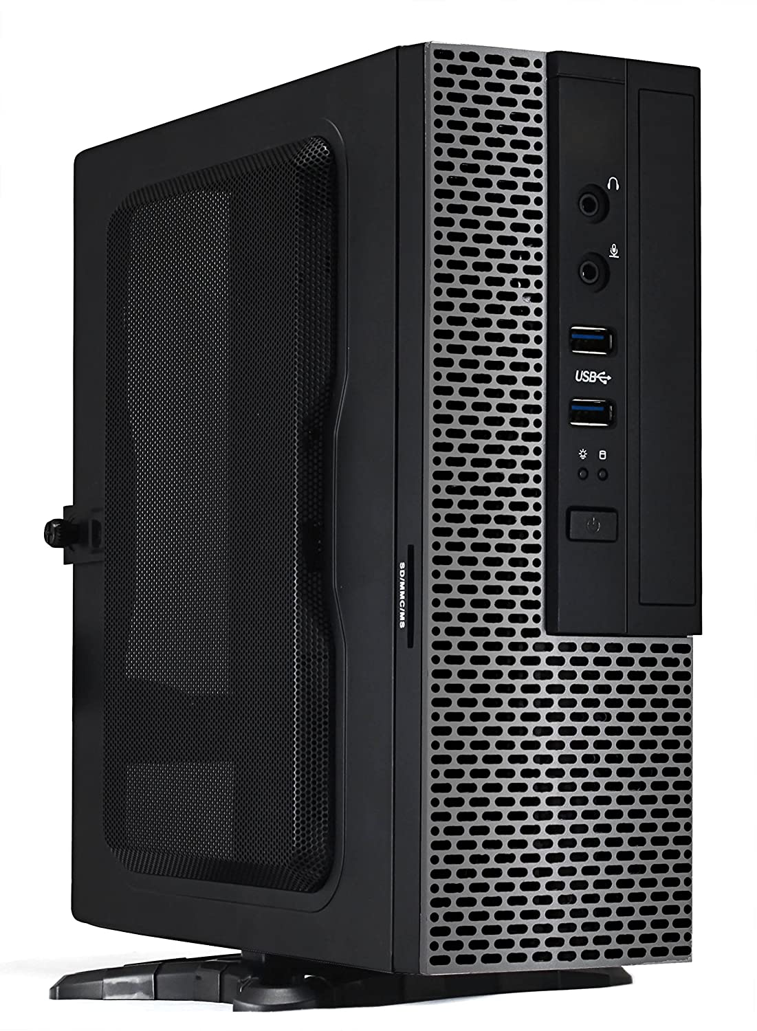 CoolBox IT05 Torre - Caja de ordenador (180W, PC, Mini-ITX, RoHs), Negro: Coolbox: Amazon.es: Informática