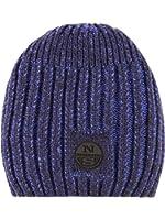 North Sails Misto lana lavorato a maglia Beanie degli uomini di mantenere un caldo 50% lana / 50% acrilico