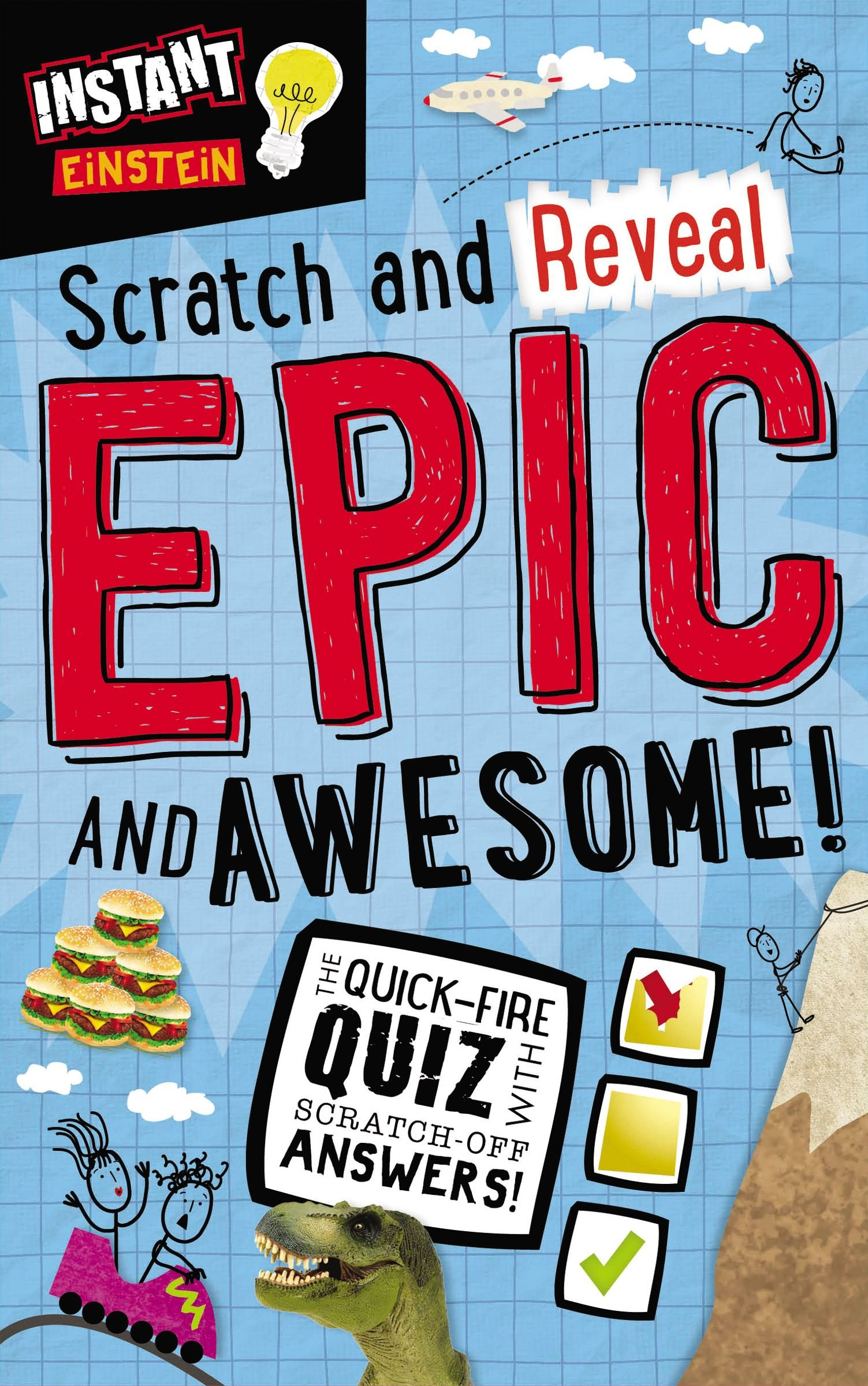 Epic and Awesome: Scratch and Reveal (Instant Einstein) pdf