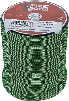 FixeRoca Cuerda Funis 5 mm - Cuerda Escalada Auxiliar, Color ...