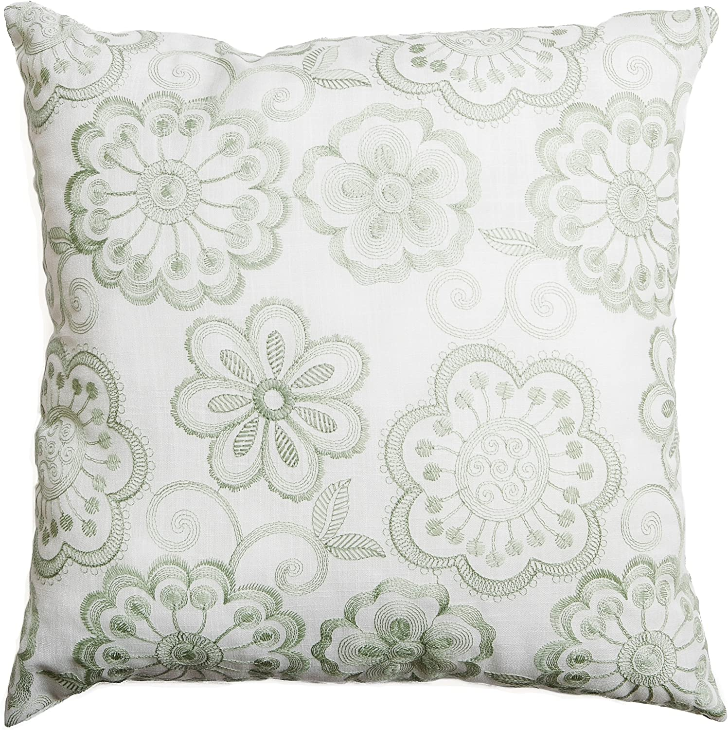 Softline Home Fashions 925ESP31318XPF Estero Decorative Pillow 18 Celadon