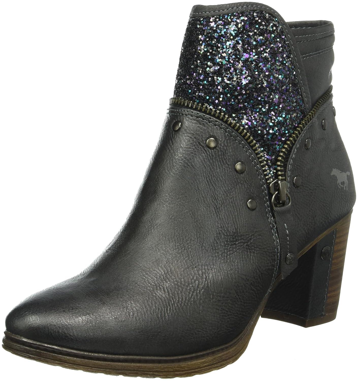 Mustang Damen 1199-510 Combat Boots, Grau (259 Graphit), 37 EU: Amazon.de:  Schuhe & Handtaschen