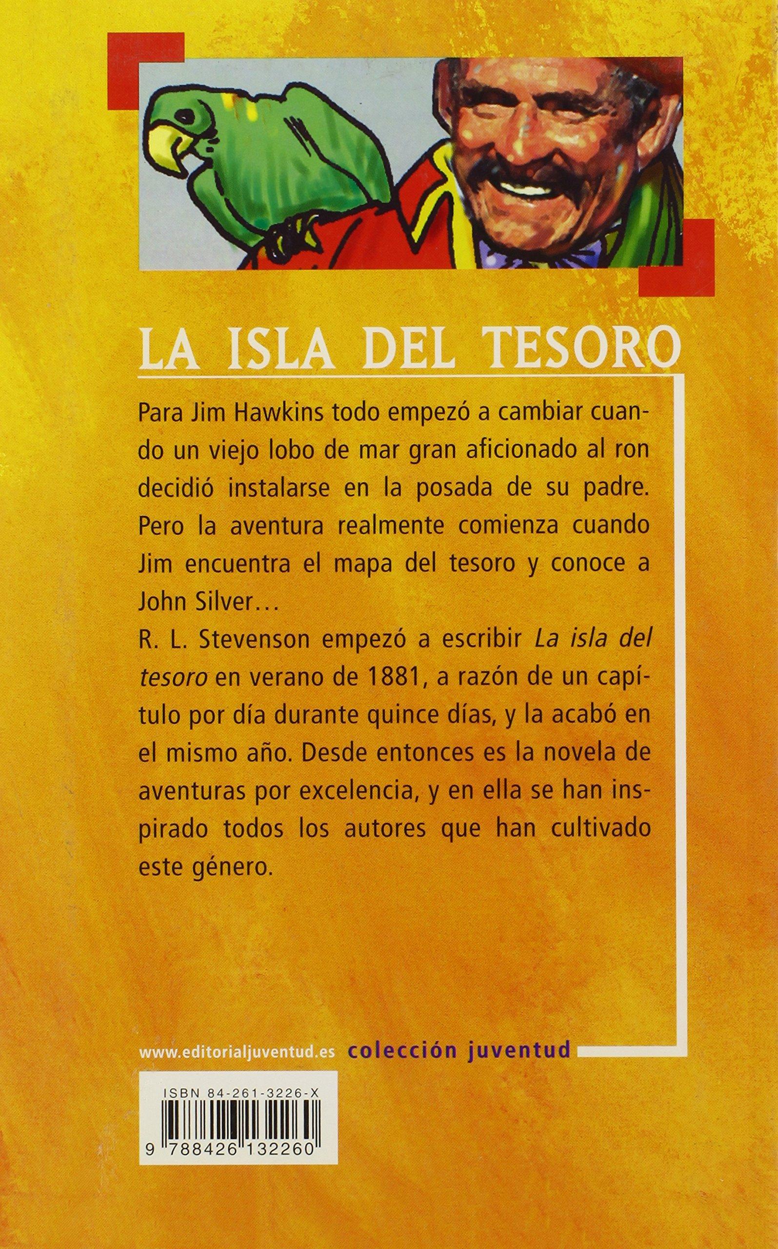 La isla del tesoro (COLECCION JUVENTUD): Amazon.es: Stevenson ...