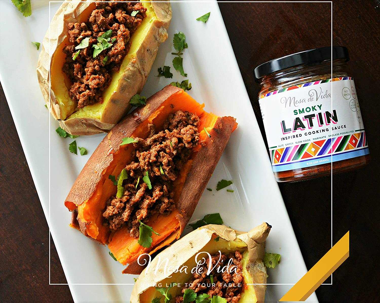 Amazon.com : Smoky Latin Healthy Cooking Sauce 3 Pack - Whole30 Approved   Vegan   Paleo   Heart Healthy   Gourmet : Grocery & Gourmet Food