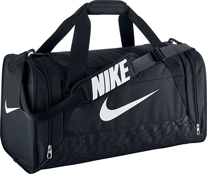 Amazon.com  Nike Brasilia 6 Duffel Bag  Sports   Outdoors 56aece99ed