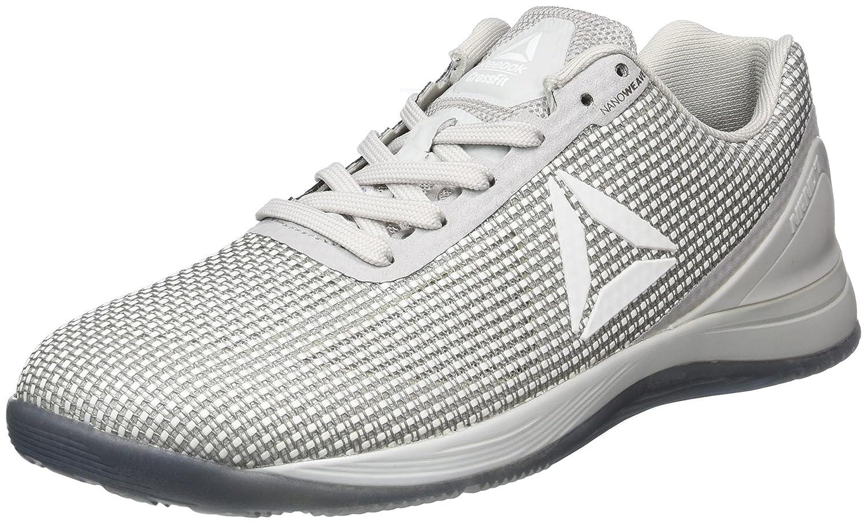 Reebok Herren R Crossfit Nano 7.0 Sneaker, Schwarz/Weiszlig;, XXL  46 EU Grau (Grigio Skull Grey/White/Black/Asteroid Dust)
