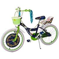 Bicicleta Benotto Flower Power Cross Acero R20 1V Niña  Frenos V Canastilla, Salpicadera