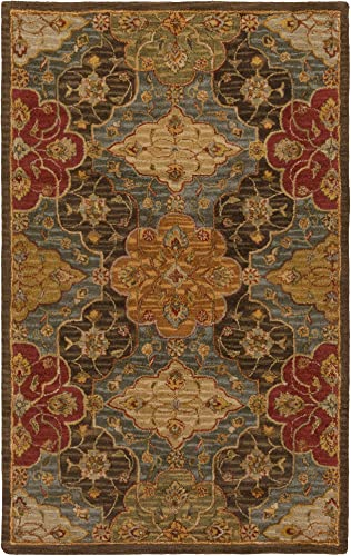 Surya Area Rug, 8 x 10 , Green