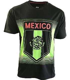 fec074a17 Amazon.com   Pana Mexico Soccer Jersey Flag Mexican Adult Training ...