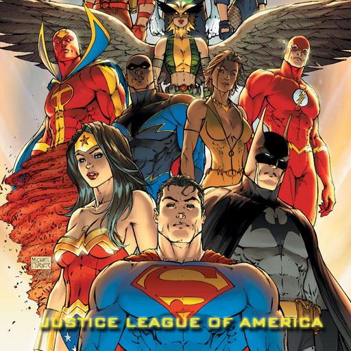Justice League of America (2006-2011) (Issues) (45 Book Series)