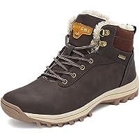 Pastaza Stivali da Neve Uomo Donna Trekking Scarpe Inverno Impermeabili Outdoor Pelliccia Sneakers