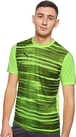 PUMA Mens ftblNXT Graphic Shirt Core