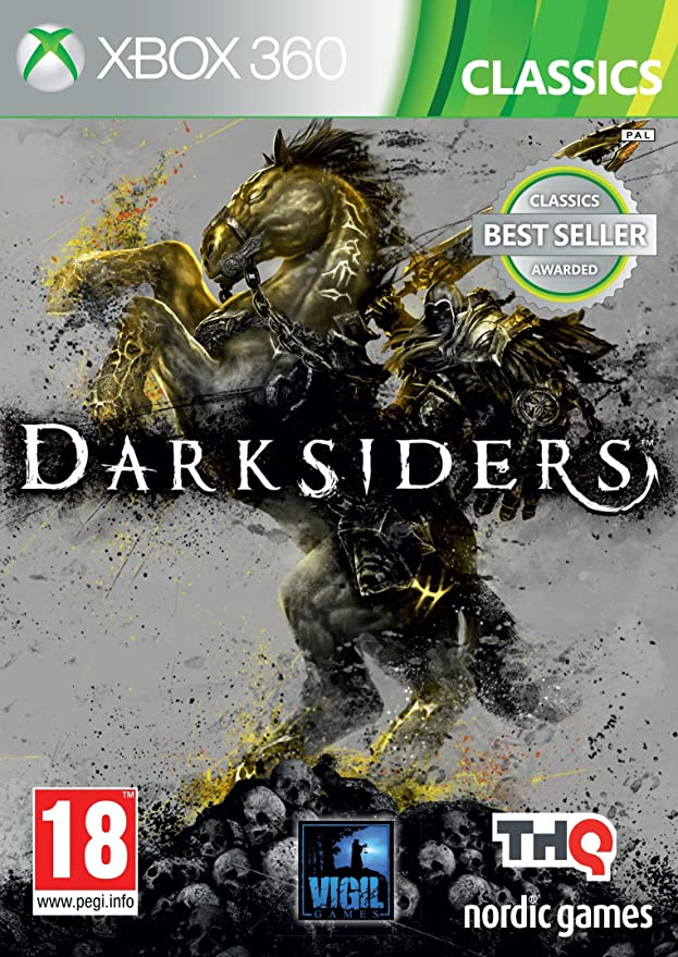Import Anglais]Darksiders Game XBOX 360: Amazon.es: Videojuegos