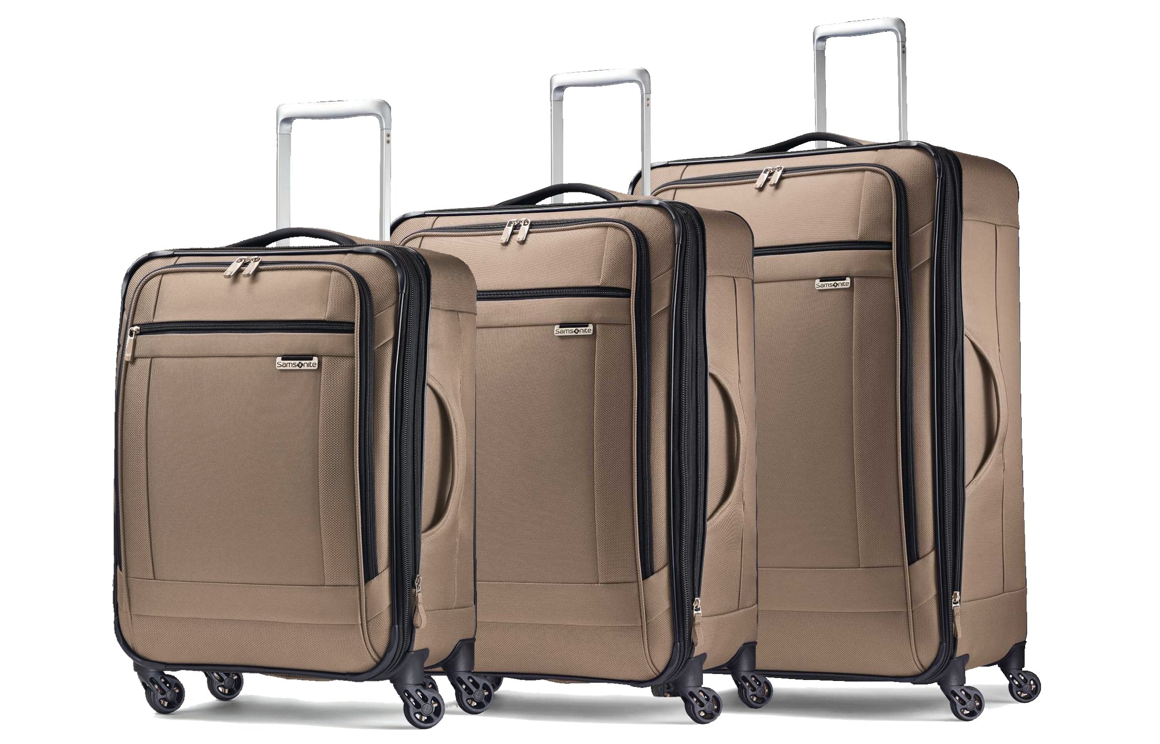 Samsonite Solyte 3-Piece Expandable Spinner Set; 20 ,25 , and 29 Expandable Spinners