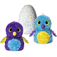 Hatchimal 6037417 - Draggle Pailleté