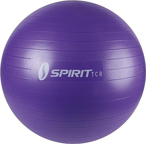 Spirit Diámetro 65 Asiento Pelota de Gimnasia Fitness Yoga Pelota ...