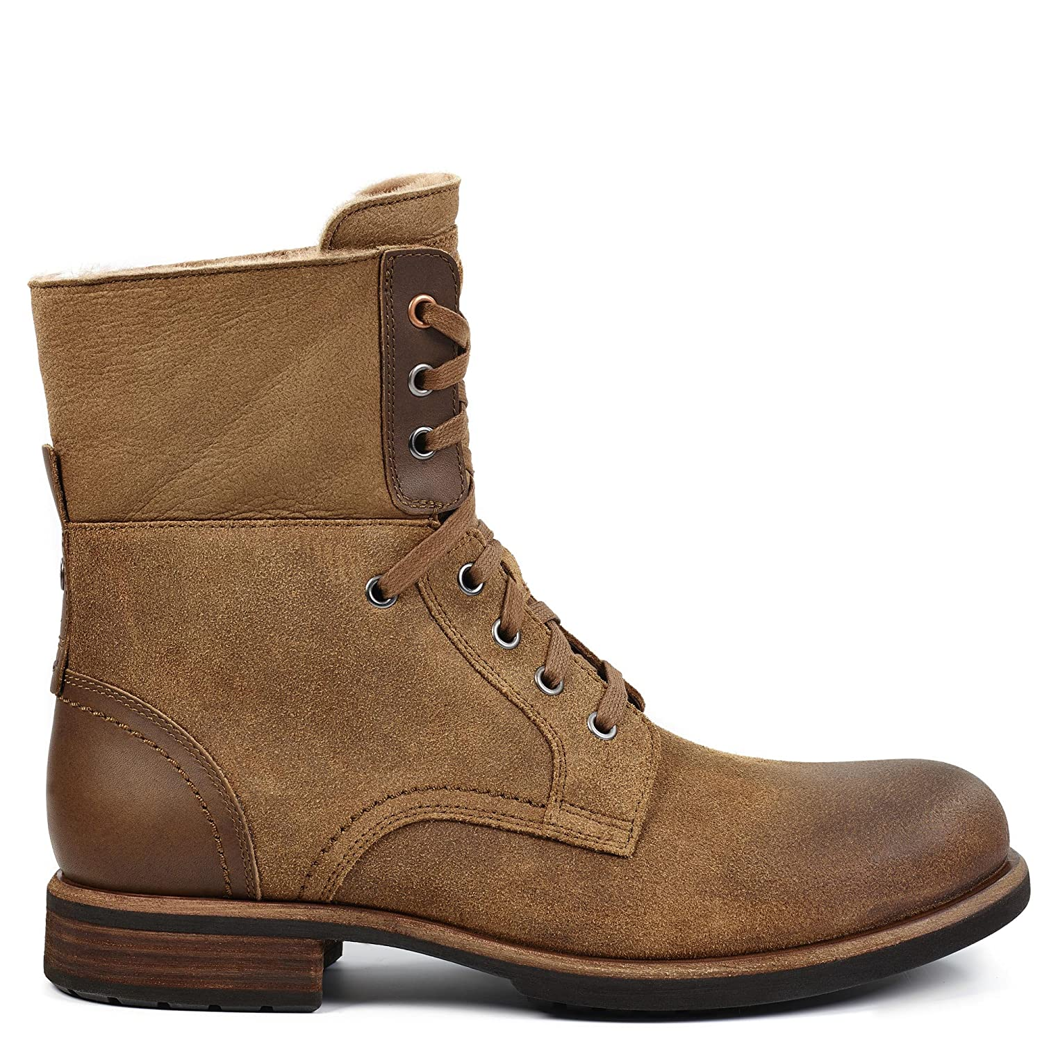 97abb9ba519 UGG Men's Boots Brown Brown (Chestnut) Brown Size: 5.5: Amazon.co.uk ...