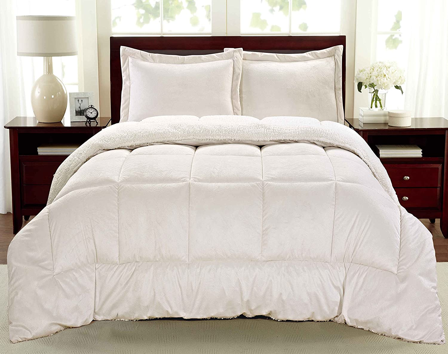 ideas set great ivory king comforter