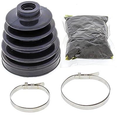 All Balls 19-5005 Black 21mm x 77mm x 92mm Long CV Boot Kit: Automotive
