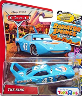 Amazon.com: Pixar Cars Radiator Springs Classic-Toys R Us Only ...