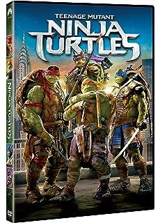 Teenage Mutant Ninja Turtles DVD 1990 by Judith Hoag: Amazon ...