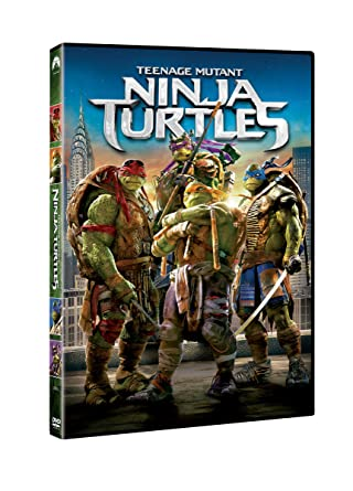 Ninja Turtles [DVD]: Amazon.es: Megan Fox, Alan Ritchson ...