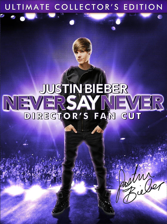 Justin Bieber Never Say Never Amazon It Film E Tv