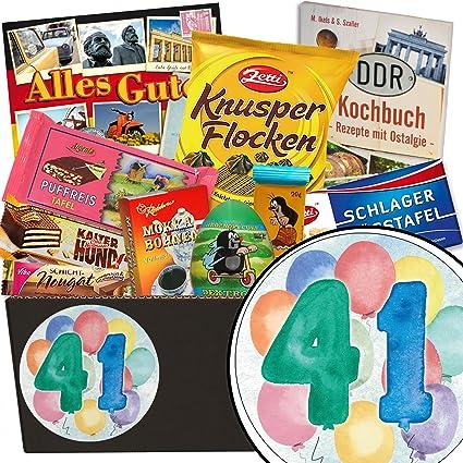 Geschenk Zum 41 41 Geburtstag Lustige Geschenke Manner