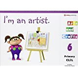I'M AN ARTIST - ARTS AND CRAFTS 6 Student Book - 9788478735860