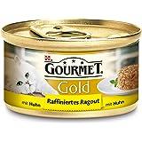 Gourmet Gold Raffiniertes Ragout, 12er Pack (12 x 85 g) Dosen